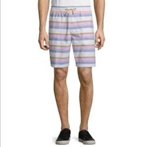 Original Penguin Striped Shorts